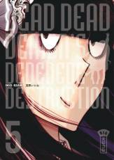 Couverture de l'album DEAD DEAD DEMON'S DEDEDEDE DESTRUCTION Tome #5 Volume 5