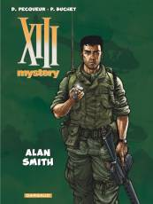 Couverture de l'album XIII MYSTERY Tome #12 Alan Smith
