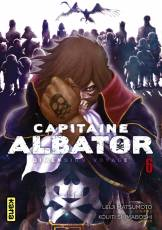Couverture de l'album CAPITAINE ALBATOR : DIMENSION VOYAGE Tome #6 Volume 6