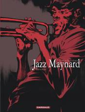 Couverture de l'album JAZZ MAYNARD Tome #7 Live in Barcelona