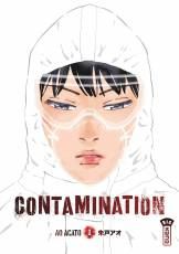 Couverture de l'album CONTAMINATION Tome #1 Volume 1