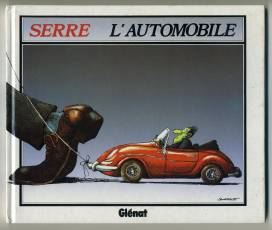 Couverture de l'album AUTOMOBILE (L') L'automobile