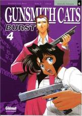 Couverture de l'album GUNSMITH CATS BURST Tome #4 Tome 4