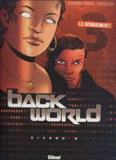 Couverture de l'album BACK WORLD Tome #3 Niveau 3
