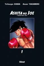 Couverture de l'album ASHITA NO JOE Tome #1 Tomorrow's Joe