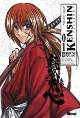 Couverture de l'album KENSHIN LE VAGABOND - PERFECT EDITION Tome #1 Volume 1