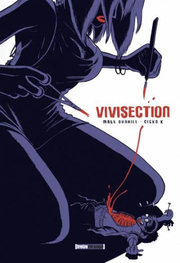 Couverture de l'album VIVISECTION Vivisection