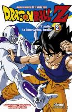 Couverture de l'album DRAGON BALL Z - CYCLE III Tome #2 Le Super Saïyen / Freezer