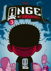 Couverture de l'album ANGE LE TERRIBLE Tome #3 Tome 3