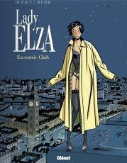 Couverture de l'album LADY ELZA Tome #1 Excentric Club