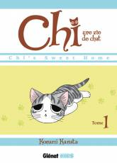 Couverture de l'album CHI, UNE VIE DE CHAT Tome #1 Chi's sweet home