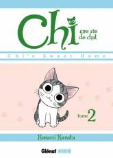 Couverture de l'album CHI, UNE VIE DE CHAT Tome #2 Chi's sweet home