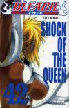 bande-dessinée, BLEACH #42, Shock of the queen