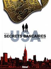 Couverture de l'album SECRETS BANCAIRES USA Tome #2 Norman Brothers