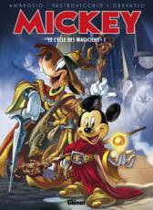 Couverture de l'album CYCLE DES MAGICIENS Tome #1 Mickey - Le Cycle des Magiciens