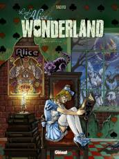 Couverture de l'album LITTLE ALICE IN WONDERLAND Tome #1 Run rabbit, run !