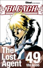 Couverture de l'album BLEACH Tome #49 The Lost agent