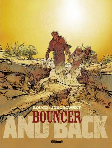 Couverture de l'album BOUNCER Tome #9 And Back