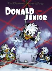 Couverture de l'album DONALD JUNIOR Tome #1 Tome 1