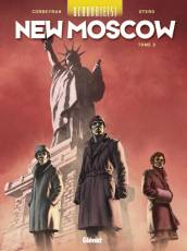 Couverture de l'album UCHRONIE[S] : NEW MOSCOW Tome #2 Tome  2