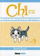 Couverture de l'album CHI, UNE VIE DE CHAT Tome #9 Chi's sweet home