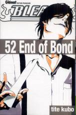 Couverture de l'album BLEACH Tome #52 End of Bond
