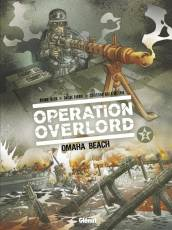 Couverture de l'album OPERATION OVERLORD Tome #2 Omaha Beach