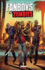 Couverture de l'album FANBOYS VS.ZOMBIES Tome #2 Un appétit monstre