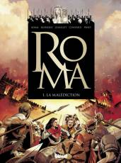 Couverture de l'album ROMA Tome #1 La Malédiction