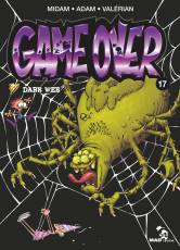 Couverture de l'album GAME OVER Tome #17 Dark Web