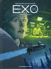 Couverture de l'album EXO Tome #3/3 Contact