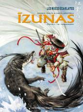 Couverture de l'album IZUNAS Tome #3 Namaenashi - Cycle 2. 1/2