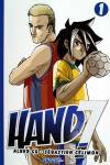 Couverture de l'album HAND7 Tome #1 Volume 1