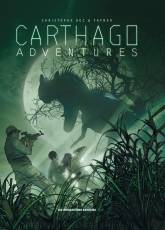 Couverture de l'album CARTHAGO ADVENTURES Tome #2 Chipekwe