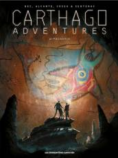 Couverture de l'album CARTHAGO ADVENTURES Tome #3 Aipaloovik