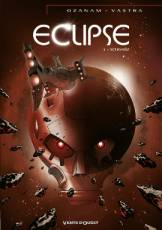 Couverture de l'album ECLIPSE Tome #3 Schwarz