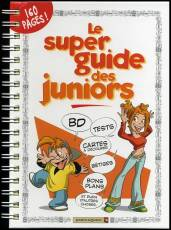 Couverture de l'album GUIDES JUNIOR (LES) Le super guide des Juniors