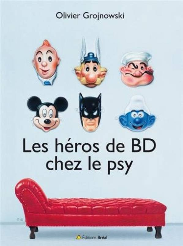 Les h ros de bd chez le psy les h ros de bd chez le psy for Chez le psy