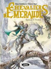 Couverture de l'album CHEVALIERS D'EMERAUDE Tome #1 Wellan