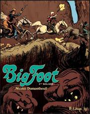 Couverture de l'album BIG FOOT Tome #2 Holly Dolly