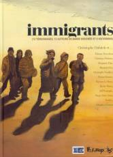 Couverture de l'album IMMIGRANTS Immigrants