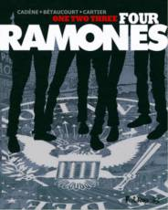 Couverture de l'album ONE TWO THREE FOUR RAMONES One Two Three Four Ramones