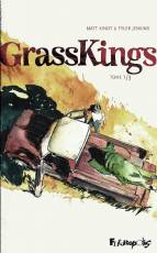 Couverture de l'album GRASSKINGS Tome #1 1/3