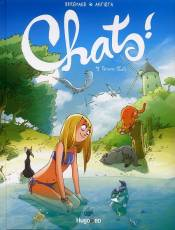 Couverture de l'album CHATS ! Tome #5 Poissons Chats