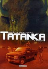 Couverture de l'album TATANKA Tome #3 Mutation