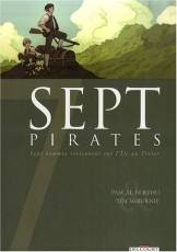 Couverture de l'album SEPT Tome #3 Sept pirates