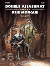 Couverture de l'album DOUBLE ASSASSINAT DANS LA RUE MORGUE Double Assassinat dans la rue Morgue