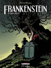 Couverture de l'album FRANKENSTEIN Tome #1 Volume 1