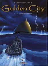 Couverture de l'album GOLDEN CITY Tome #7 Les enfants perdus