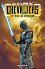Couverture de l'album STAR WARS - CHEVALIERS DE L'ANCIENNE REPUBLIQUE Tome #2 Ultime recours